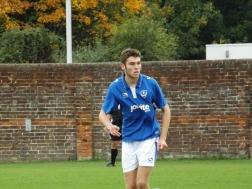 Pompey Academy v's AFC Bournemouth, 24/10/2015