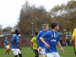Pompey Academy v's Oxford United, 14/11/2015