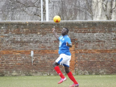 Pompey Academy v Barnet